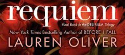 """Anteprima: """"Requiem"""" di Lauren Oliver"""