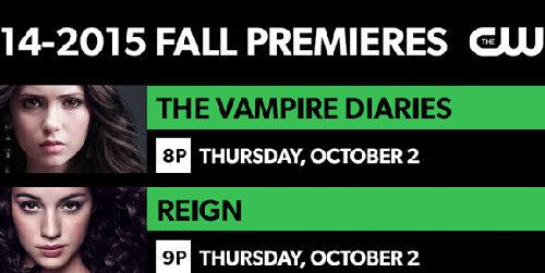 Network The CW: Annunciate le date delle nostre amate serie tv.