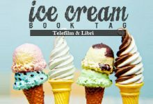 Telefilm & Libri: The Ice Cream Book Tag