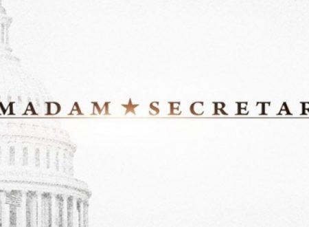Madam Secretary: Recensione: 1×01: Pilot