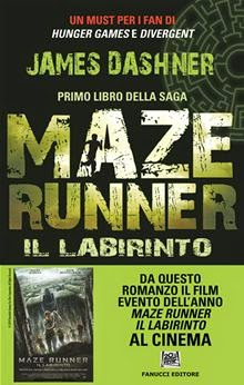 cover il labirinto james dashner