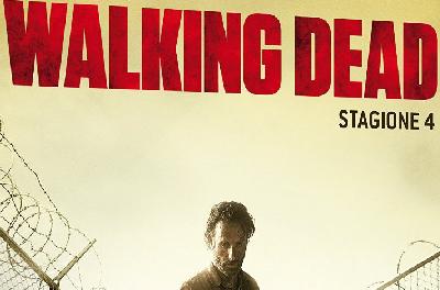 "Anteprima DVD: ""The Walking Dead"" – Stagione 04 (5 Dvd)"