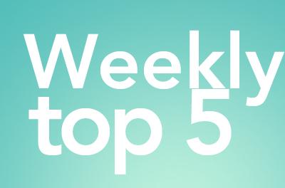 Rubrica: Weekly top 5: I 5 momenti più toccanti in una serie tv