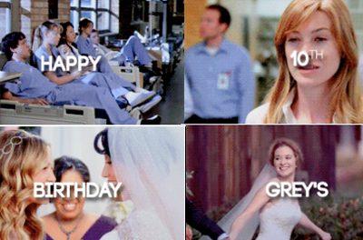 I 10 indimenticabili momenti di Grey's Anatomy