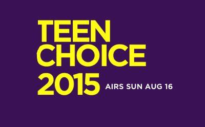 Teen Choice Awards 2015: le nomination!