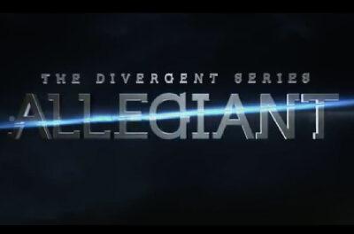 The Divergent Series: Allegiant Official Teaser Trailer