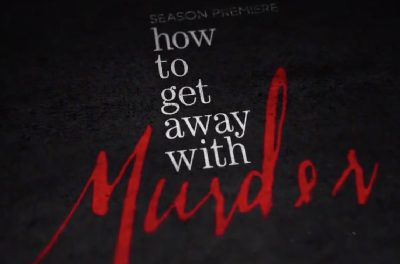 How To Get Away With Murder: Promo della 2° Stagione!