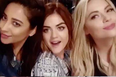 Pretty Little Liars: Nuovo ennesimo promo della 6B