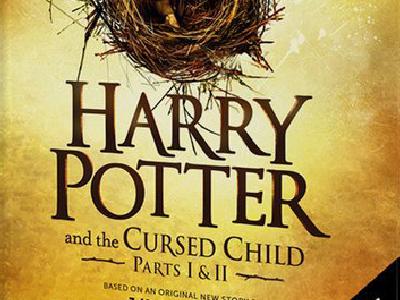 In arrivo il libro di Harry Potter and the Cursed Child!