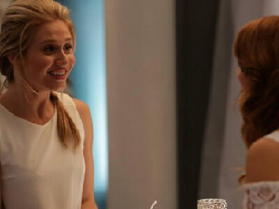 Faking It : Recensione 3×02: Let's Hear It for the Oy
