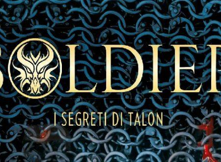 "Anteprima: ""Soldier. I segreti di Talon"" di Julie Kagawa"