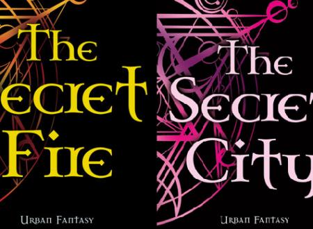 """""""The Secret Fire"""" & """"The Secret City"""" di  C.J. Daugherty"""