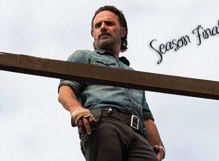 The Walking Dead: Recensione 7×16 (SEASON FINALE): The First Day of the Rest of Your Life/Il primo giorno del resto della tua vita