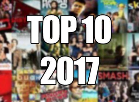 Rubrica: La mia top ten telefilmica del 2017