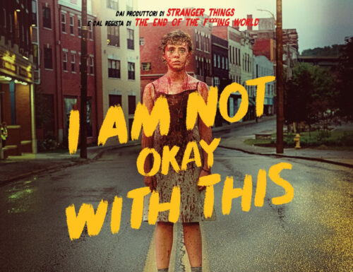 I Am Not Okay With This: Recensione (Netflix)