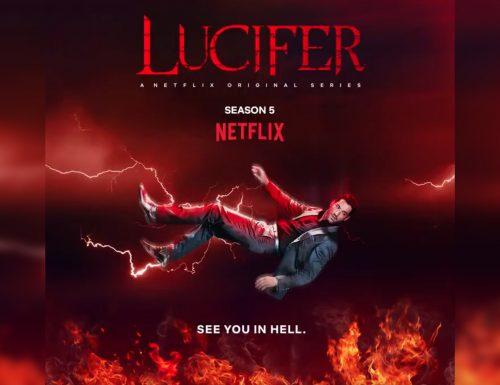 Lucifer 5: Recensione (Prima Parte) – Netflix