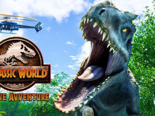 Jurassic World: Nuove avventure 3 (Netflix)