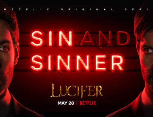 Lucifer 5: Recensione (Seconda parte) – Netflix