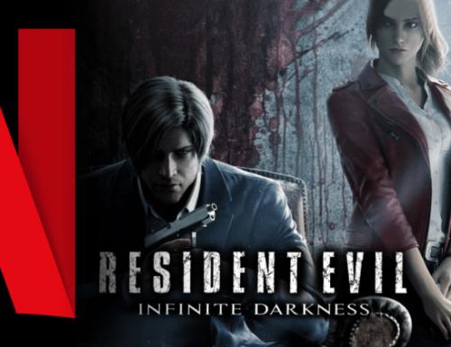 Resident Evil Infinite Darkness (Netflix): Recensione